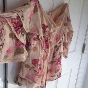 Chelsea and violet Romper NWT